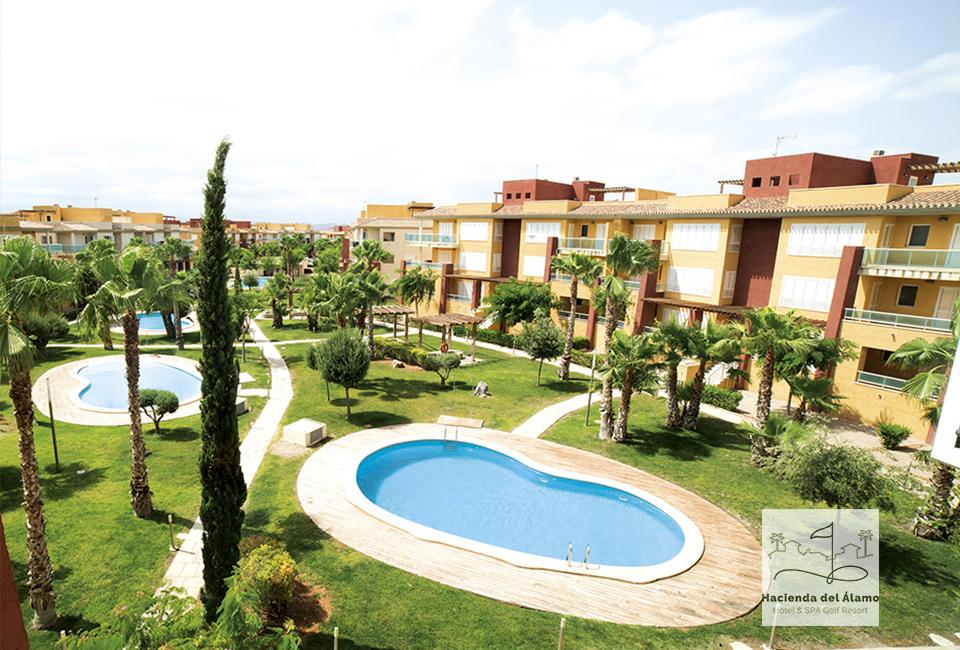 73426067 2747569 foto99576567 - Hacienda del Álamo Golf Resort: A complex full of tranquility submerged in an incredible golf course (Fuente Álamo, Murcia)
