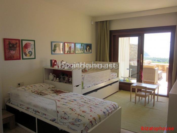 739 - Apartment with unbeatable views for sale in Sant Josep de sa Talaia, Ibiza