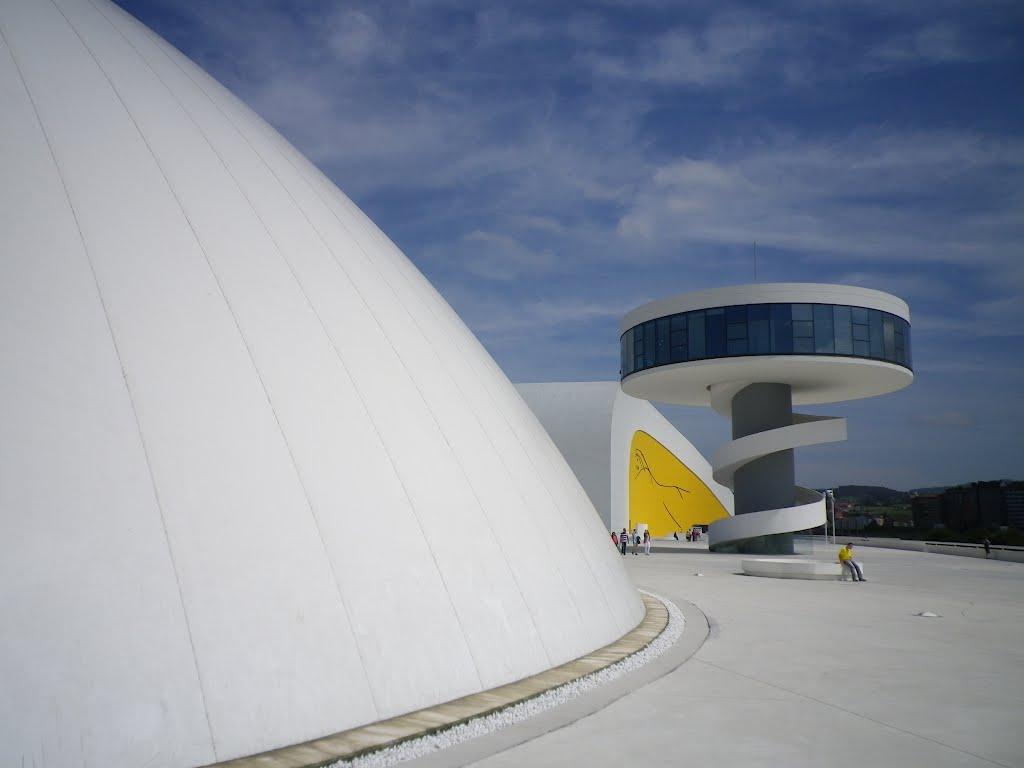 74308007 - Centro Niemeyer, Avilés, Asturias