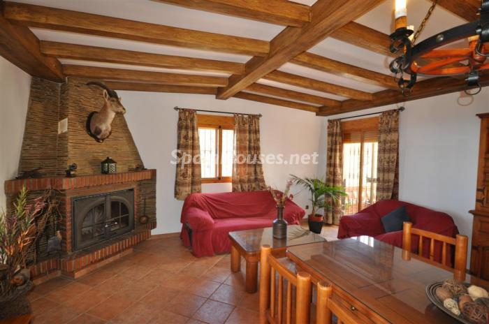 744 - Holiday rental detached villa in Nerja (Málaga)