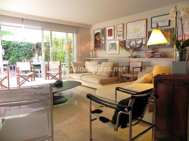 759 - Terraced Chalet for Sale in Palma de Mallorca, Balearic Islands