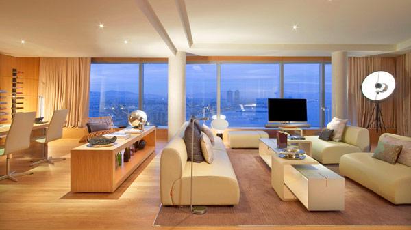 76 - Architecture: W Barcelona Hotel