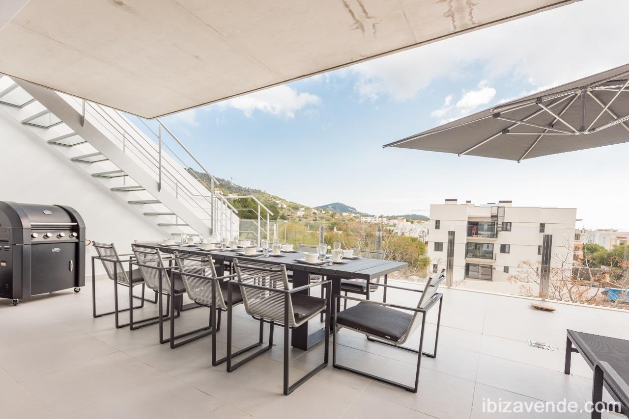 763282 3264769 foto 325714 - A dream penthouse in Santa Eulalia del Río (Ibiza)