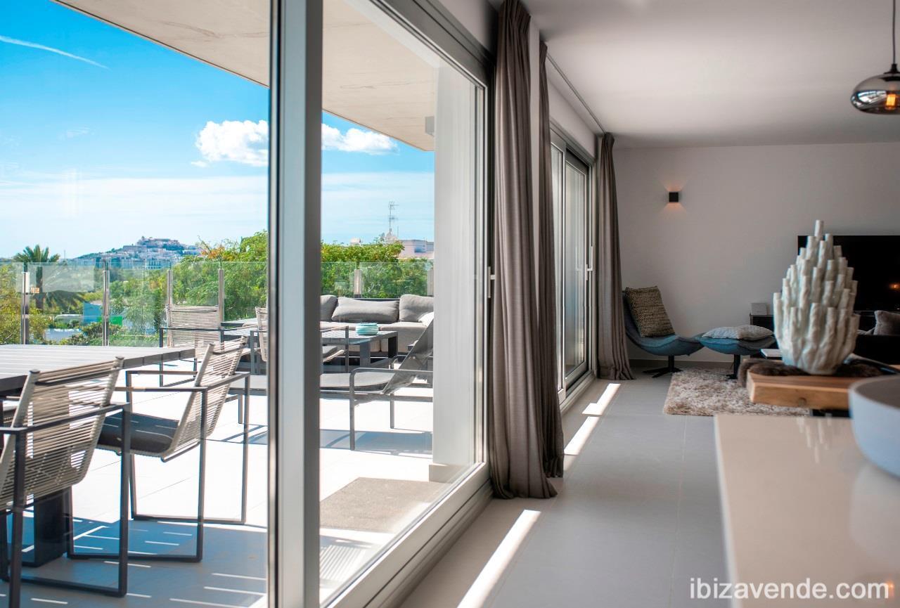 763282 3264769 foto 800484 - A dream penthouse in Santa Eulalia del Río (Ibiza)