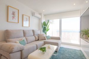 Modern and sophisticated apartment by the sea in Playa del Cura (Torrevieja)