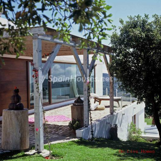 78 - A beautiful villa in a beautiful place to live: Tarifa, Cádiz