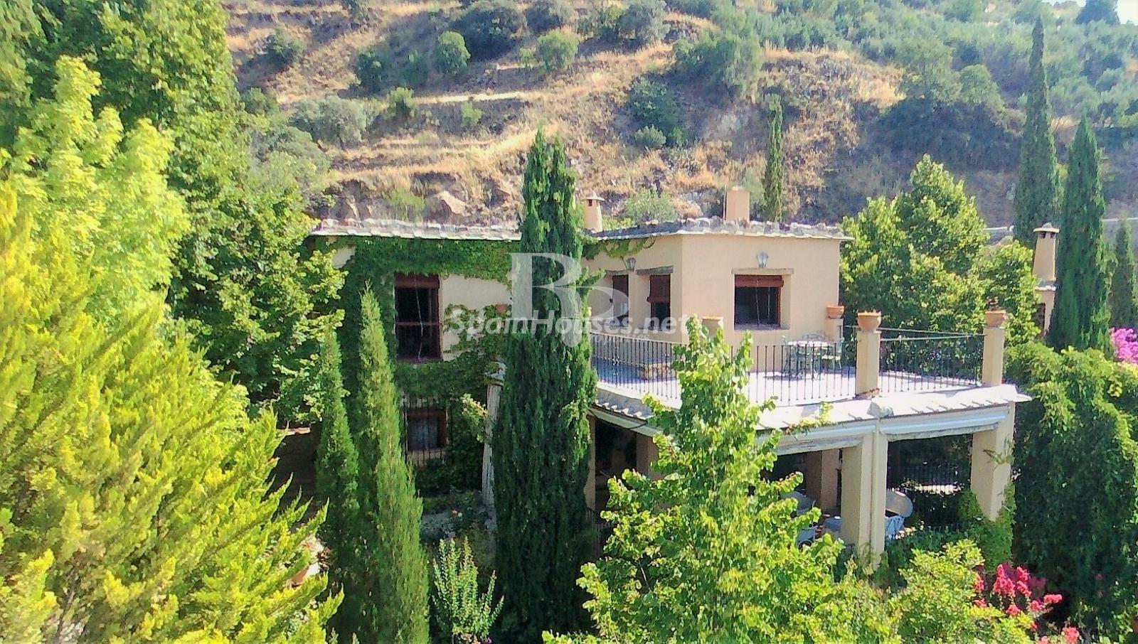 79874050 3157227 foto124480367 - An idyllic natural site in this charming Andalusian farmhouse in Órgiva, La Alpujarra, Granada