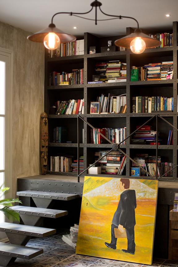 8. Apartment in Madrid