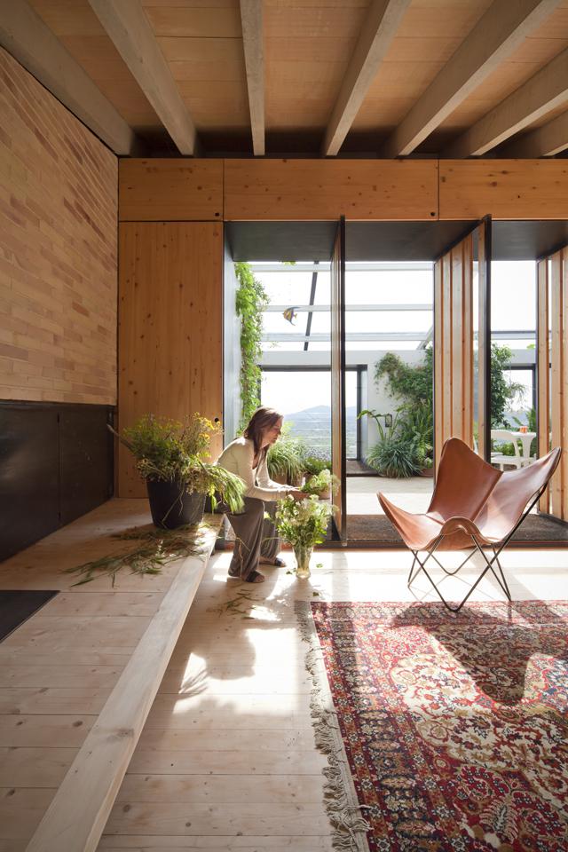 8. Casa Selva - House in Selva, Mallorca, by Architect Luis Velasco Roldán