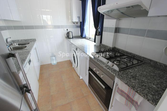8. Duplex for sale in Calpe (Alicante)