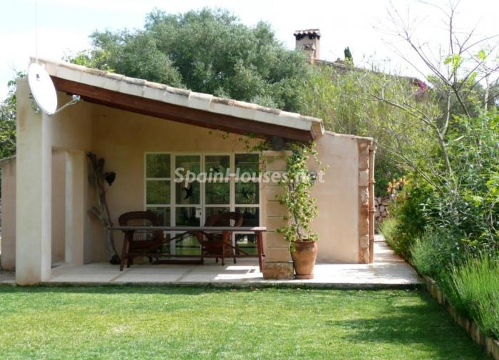 8. Estate for sale in Algaida (Baleares)