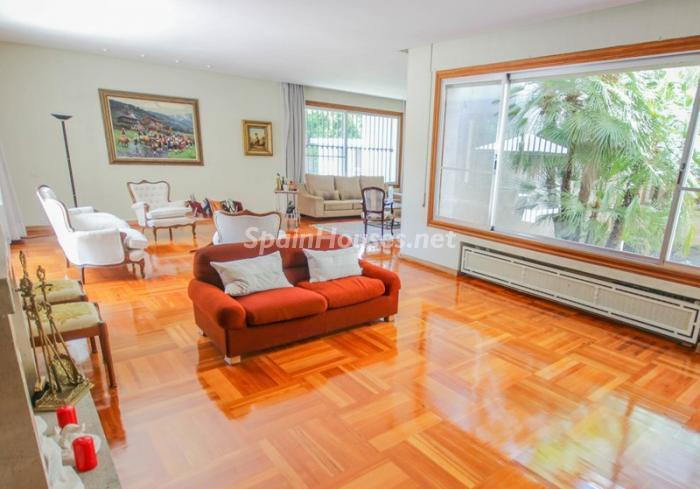 8. House for sale in Madrid3 - On the Market: Outstanding House in Madrid City