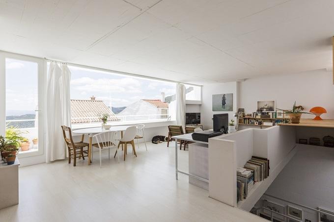 8. House in Gaucín by DTR studio architects - A single family house for a painter in Gaucín, Málaga, by DTR_studio architects