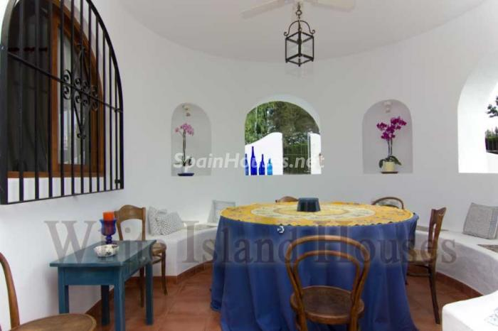 8. House in Sant Antoni de Portmany - Mediterranean Style House for Sale in Sant Antoni de Portmany, Ibiza