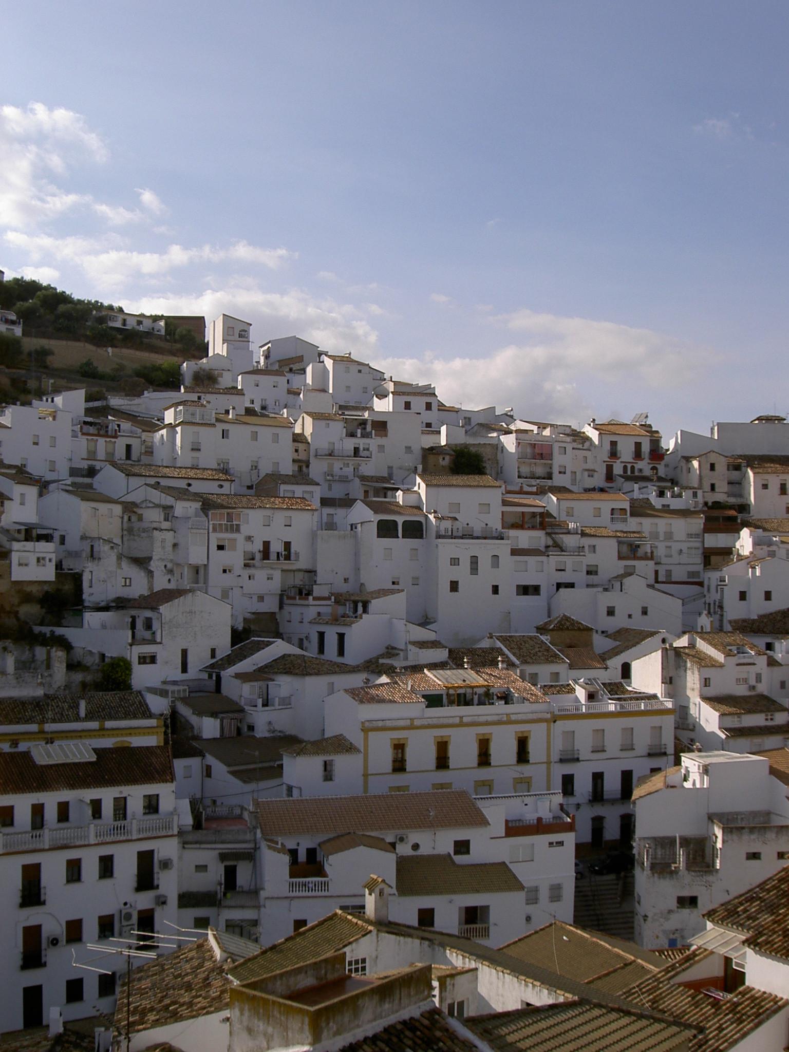 8. Setenil de las Bodegas - Living Under a Rock: Setenil de las Bodegas, Cádiz