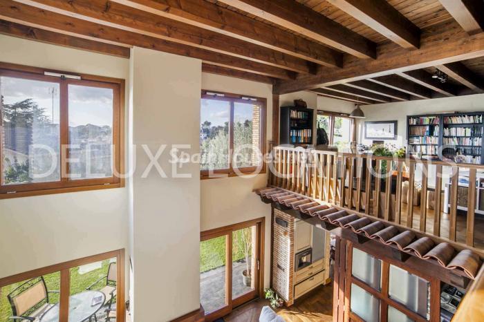 8. Villa en venta en Sant Cugat del Vallès Barcelona - Country Villa for Sale in Sant Cugat del Vallès (Barcelona)