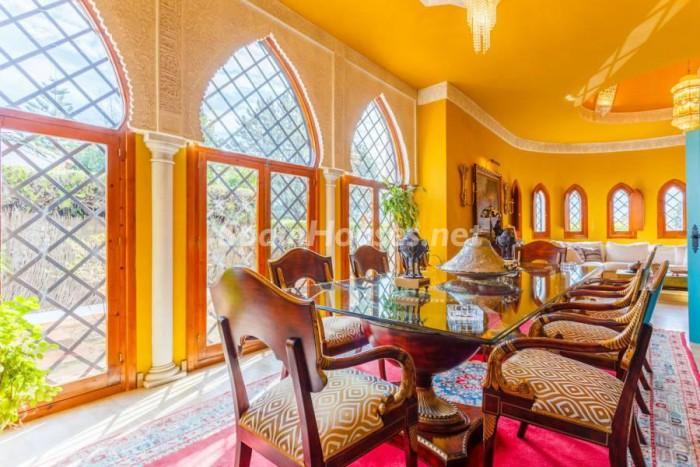 8. Villa for sale in Castilleja de la Cuesta (Seville)