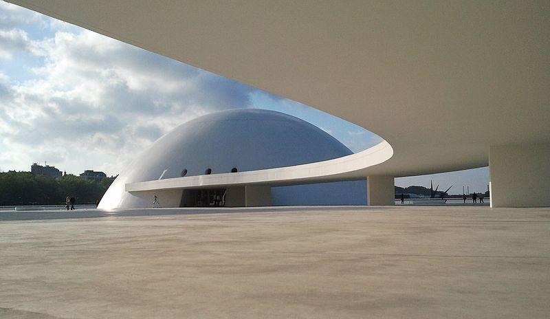 800px CentroNiemeyer100 - Centro Niemeyer, Avilés, Asturias