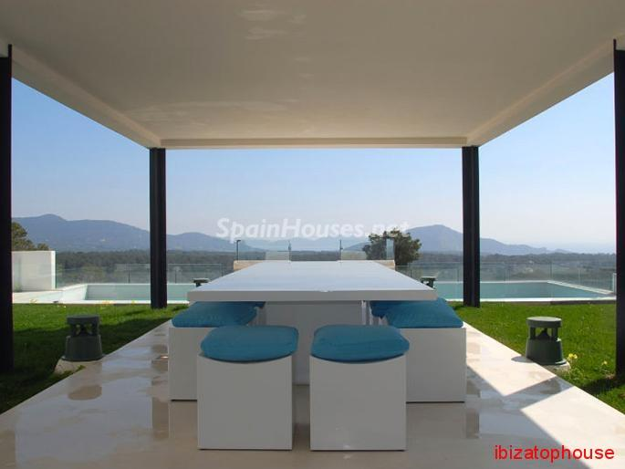 81 - Vacational rental detached villa in Ibiza (Baleares)