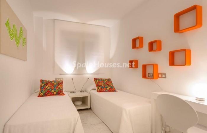 826 - Spectacular Holiday Rental Penthouse in Ibiza, Balearic Islands