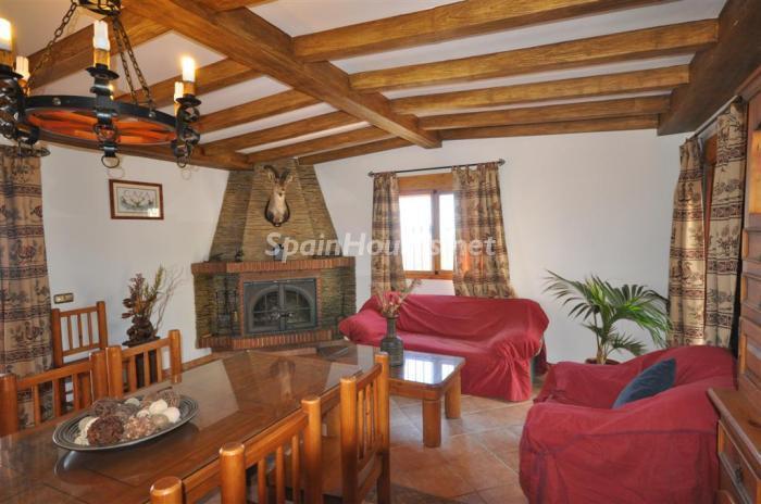 842 - Holiday rental detached villa in Nerja (Málaga)