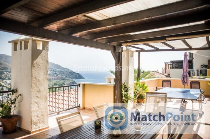855 - Terraced chalet for sale in Almuñécar (Granada)