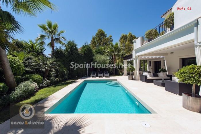 Luxury villa in Costa del Sol