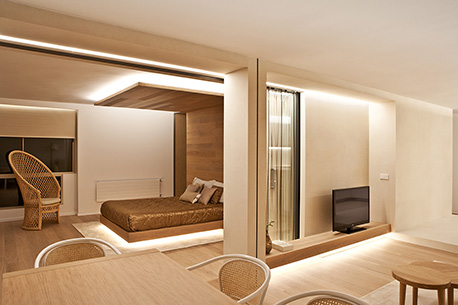 8Horizon House  BareaPartners - Horizon Apartment by Barea + Partners
