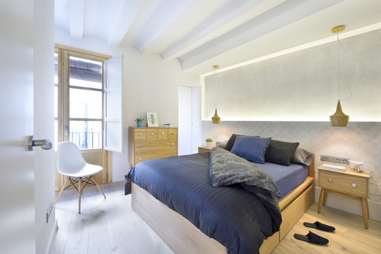9. Apartment renovation in Barcelona