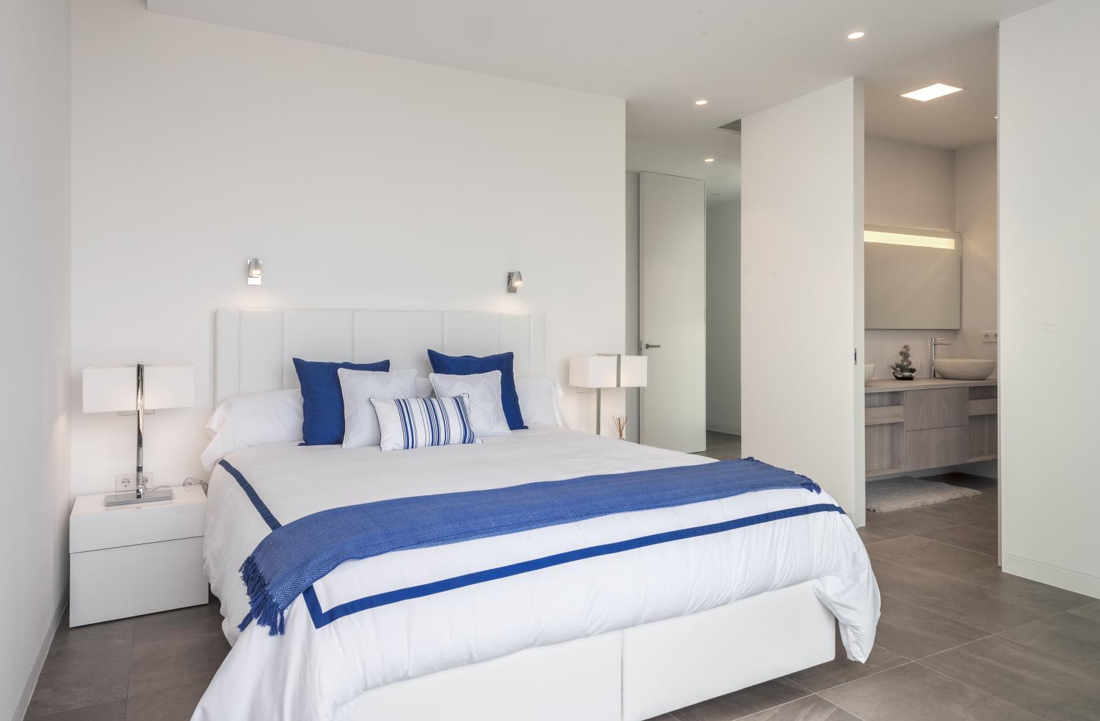 9. Brand new villa in Finestrat Alicante - Fantastic Brand New Villa in Finestrat, Alicante