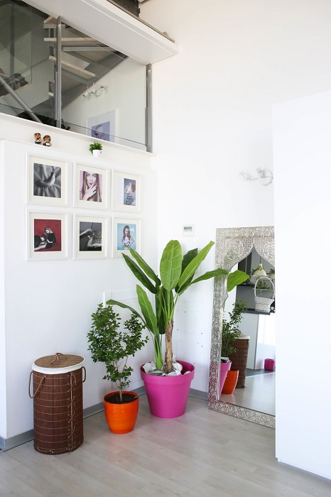 9. Eclectic Loft in Valencia