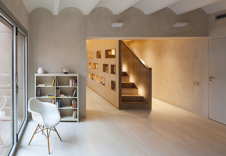 9. Family home in Gracia Barcelona - A family home in Barcelona by Zest Architecture