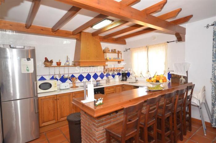9. Holiday rental villa in Nerja