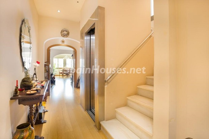 9. Home in Gràcia Barcelona - For Sale: Terraced house in the heart of Barcelona city