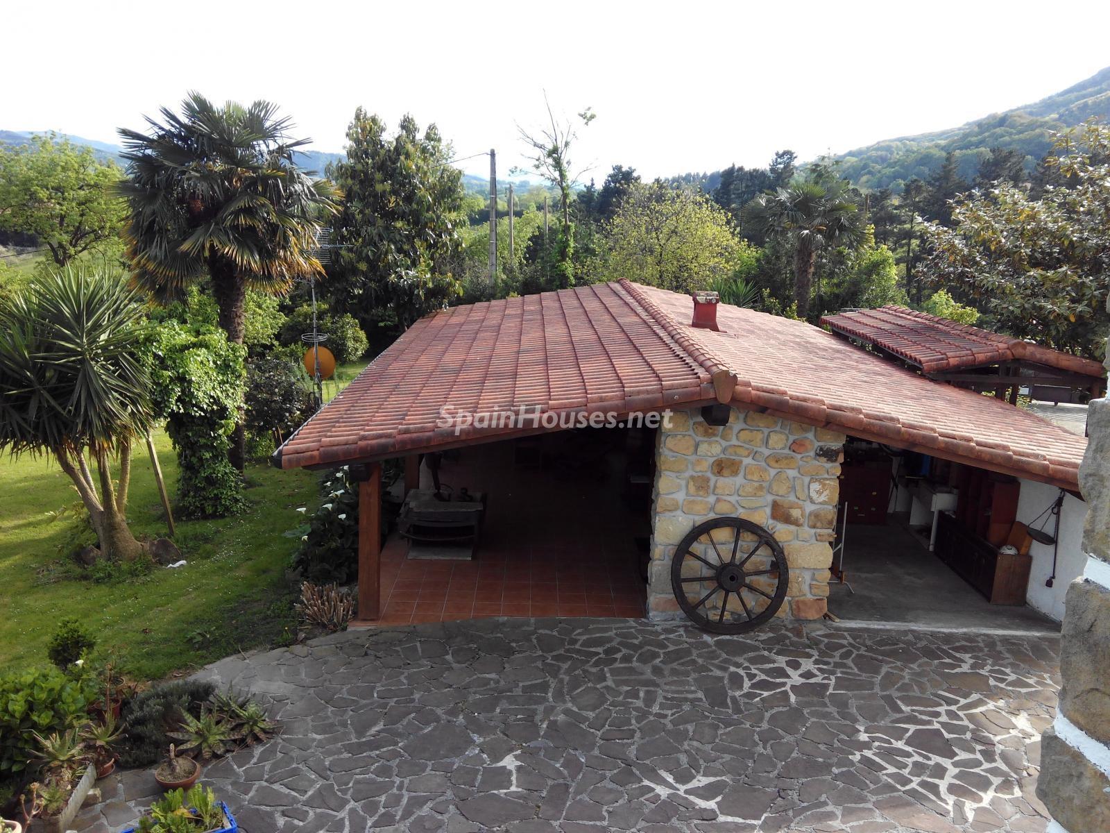 9. House for sale in Hondarribia Guipúzcoa - Charming Country House in Hondarribia, Guipúzcoa