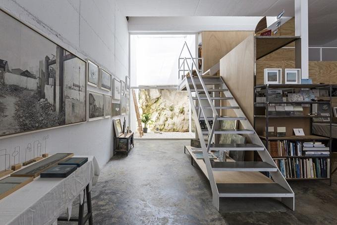 9. House in Gaucín by DTR studio architects - A single family house for a painter in Gaucín, Málaga, by DTR_studio architects