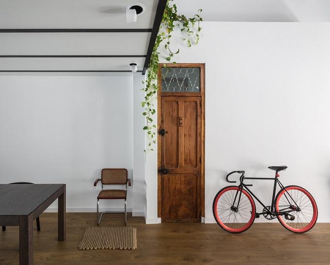 9. Loft renovation in Valencia