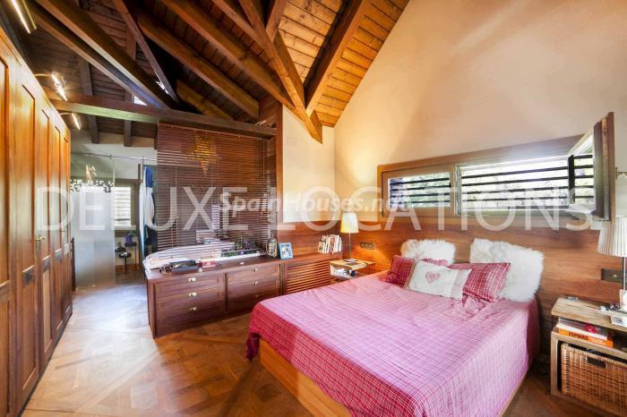 9. Villa en venta en Sant Cugat del Vallès Barcelona - Country Villa for Sale in Sant Cugat del Vallès (Barcelona)