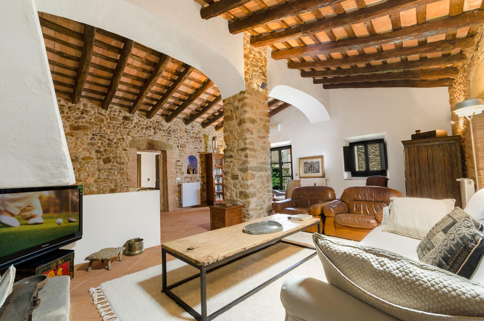 9. Villa for sale in Girona - Traditional Masia, Catalonia country house, for sale in Girona