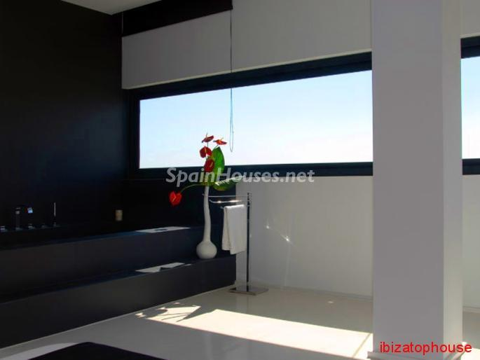 91 - Vacational rental detached villa in Ibiza (Baleares)
