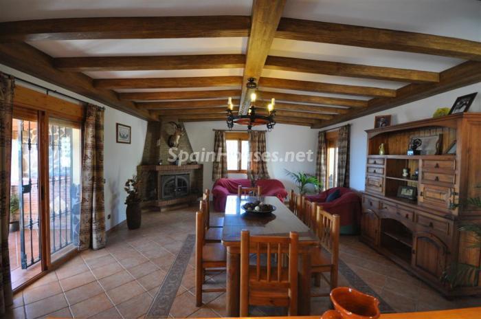 935 - Holiday rental detached villa in Nerja (Málaga)