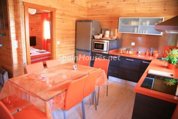 938 - Luxury Wooden House in Padul, Granada