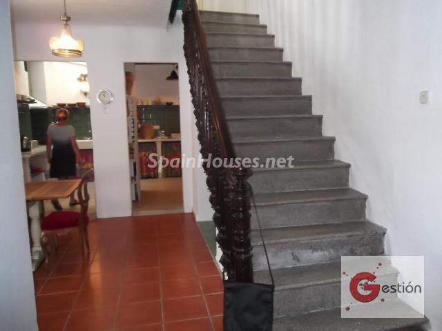 942 - Country style terraced house for sale in Salobreña (Granada)