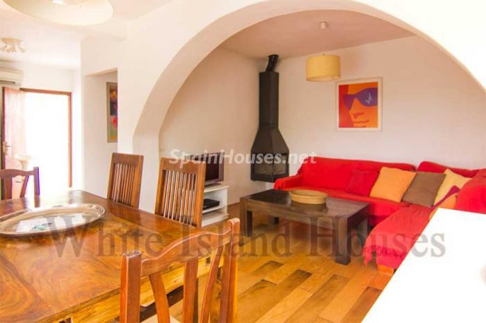 944 - White and Minimalist Villa for Sale in Ibiza, Balearic Islands