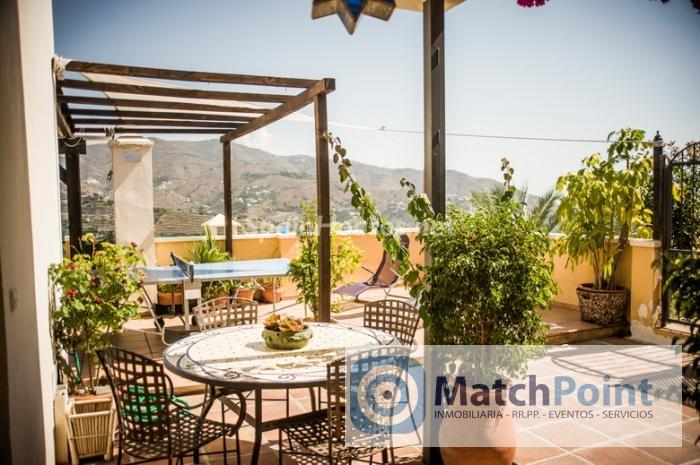 948 - Terraced chalet for sale in Almuñécar (Granada)