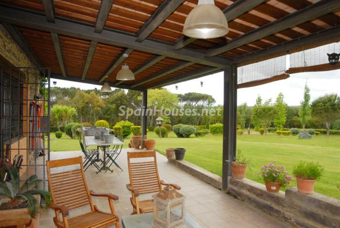 97 - Beautiful Country House for Sale in Sils, Girona