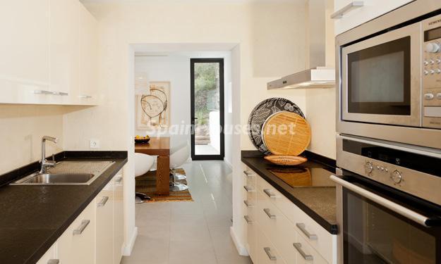 98 - Beautiful Villa for Sale in San Jose, Ibiza (Balearics)