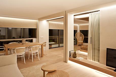 9Horizon House  BareaPartners - Horizon Apartment by Barea + Partners