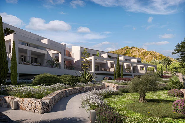 ARQUITECTUR MALLORCA - Great Opportunity: an Exclusive Flat in Mallorca Only 500 Metres Away from the Beach
