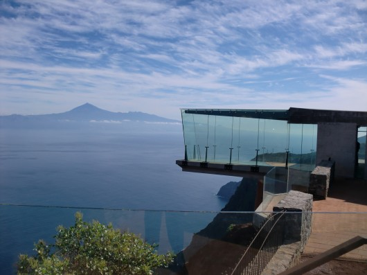 Abrante Lookout1 - Spanish Architecture: Abrante Lookout, Canary Islands